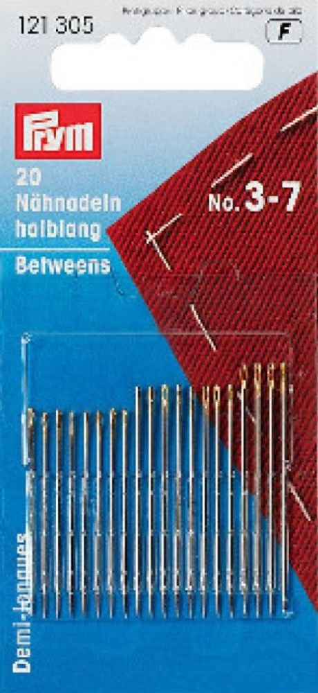 Prym Betweens Needles No. 3-7